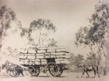 ernest-warner-australian-1879-1968-the-wool-team-etching-4