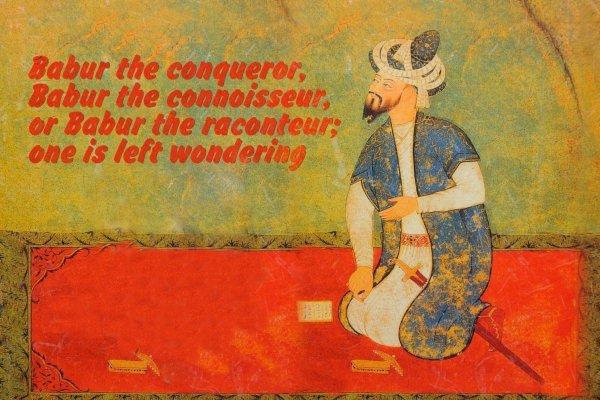 Baburnama: Journal of MughalEmperor Babur