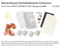 Extraordinary Embellishments Collection