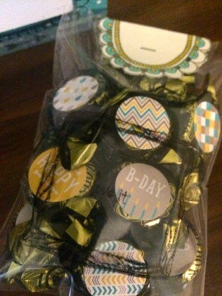 Cut Above™ Birthday Treat Bag Kit - The bag