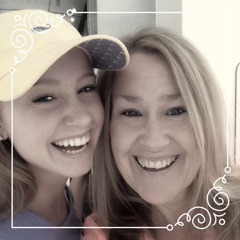 Delorse and her daughter, Megan