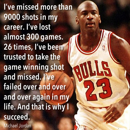 dare to fail michael jordan