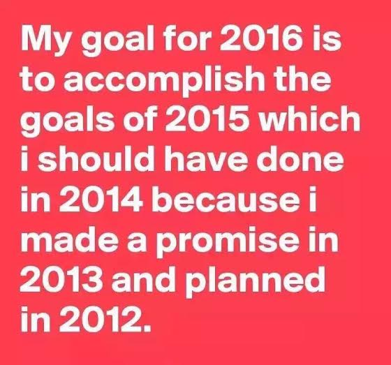 resolution for 2016