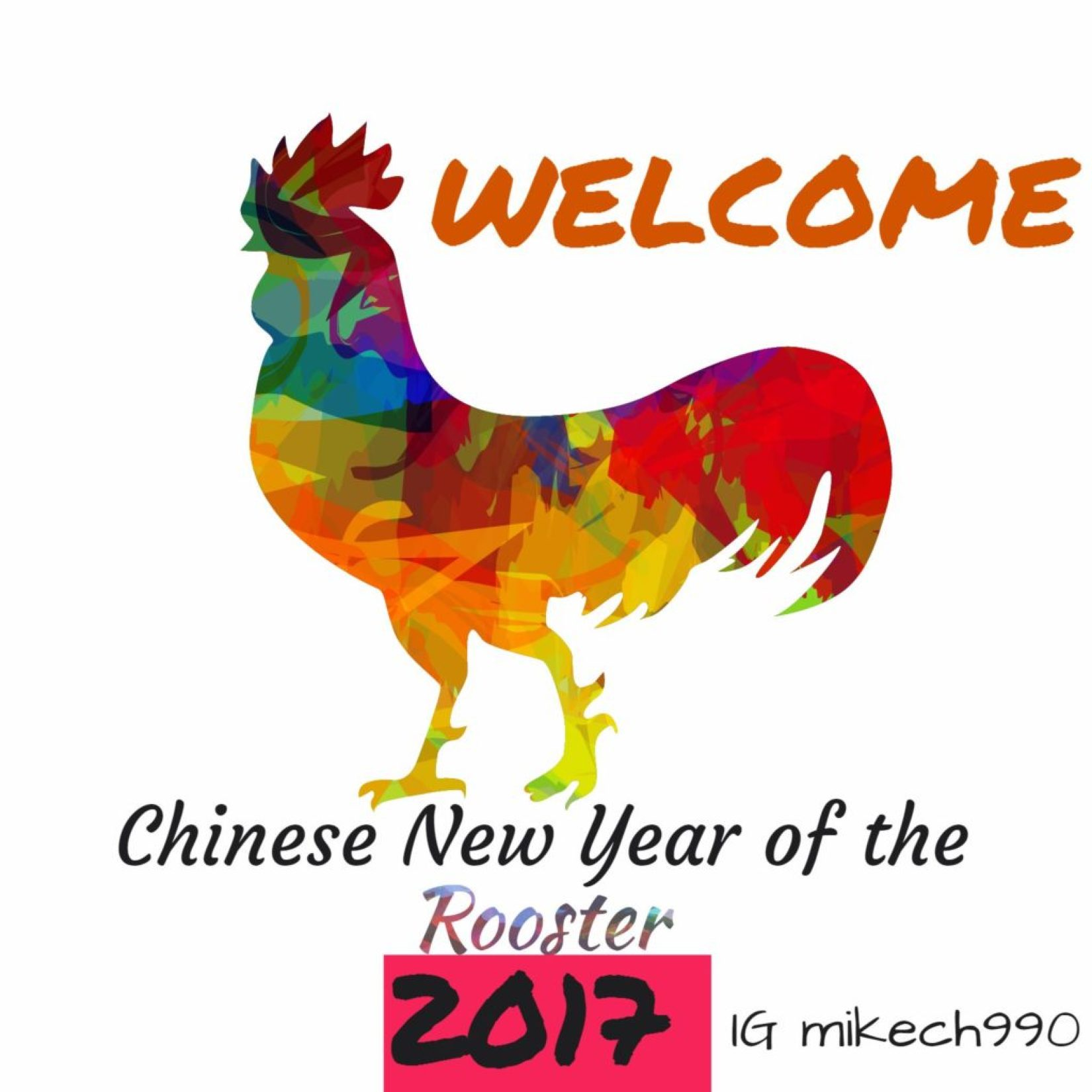 rooster year 2017