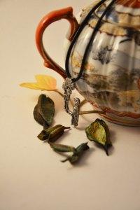 Armenian Handmade Silver Pendant Letter G
