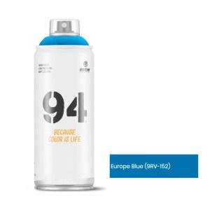 Europe Blue 9RV-152