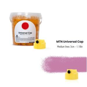 Universal Yellow Cap