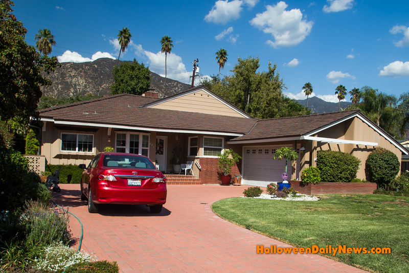 House from 'Silent Night, Deadly Night Part 2'