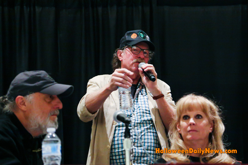 Nick Castle, Tommy Lee Wallace, and P.J. Soles