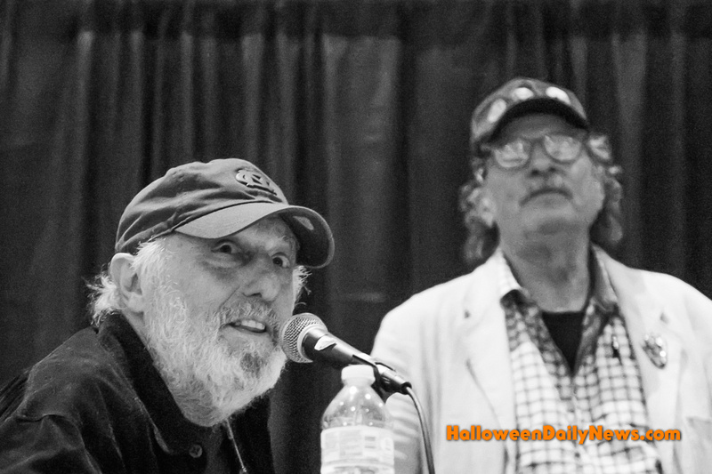 Nick Castle and Tommy Lee Wallace