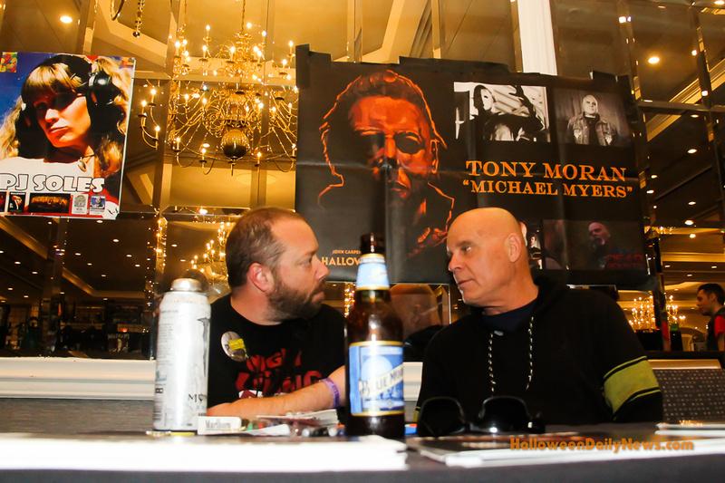 HDN's Matt Artz interviewing Tony Moran