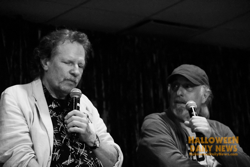 Tommy Lee Wallace and Nick Castle