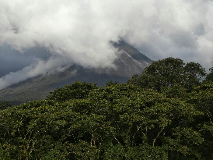 Arenal. Costa Rica.