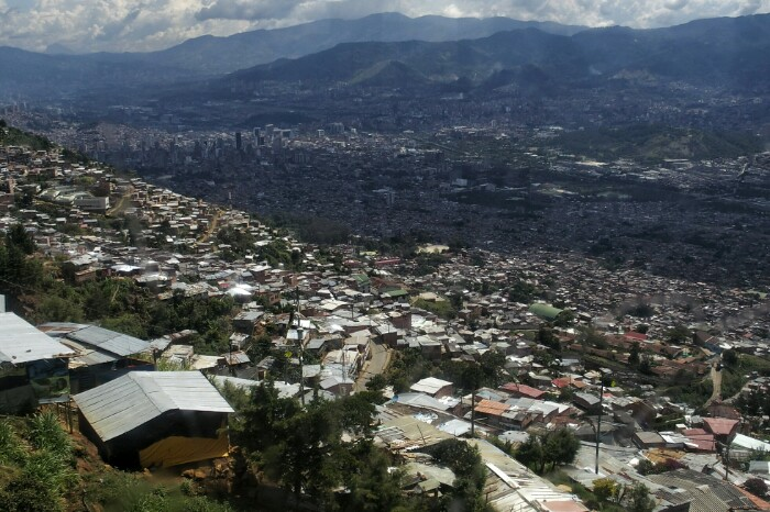 Medellin (Kolonbia).