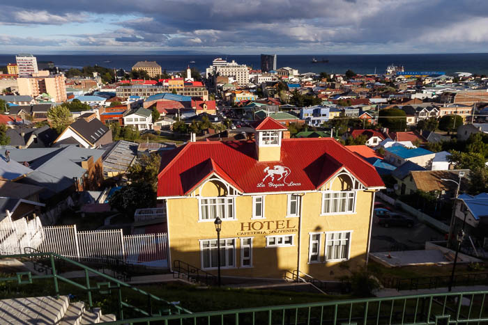 Punta Arenas. Txile.