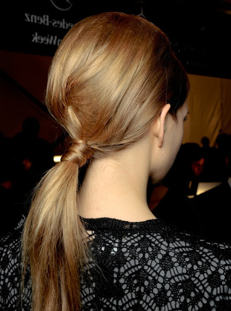 25 Fun Ponytail Tutorials