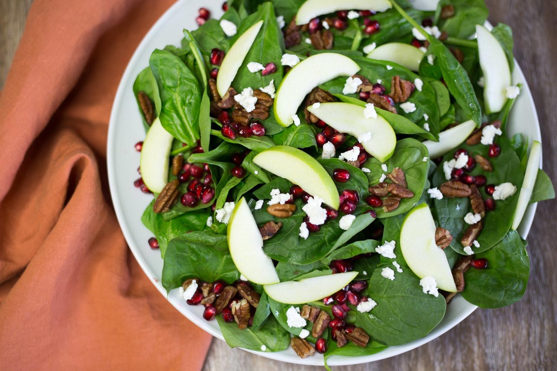 Thanksgiving Menu-Salad
