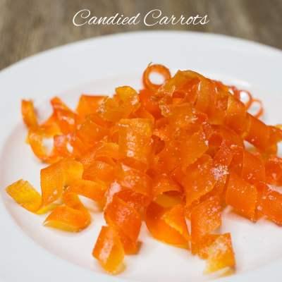Thanksgiving Menu-Candied Carrots