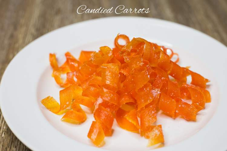 Thanksgiving Menu-Candied Carrots