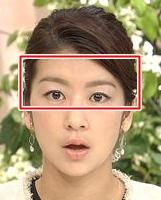 生野陽子アナの眉毛は変?画像