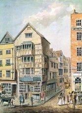 Fleet Street c. 1700