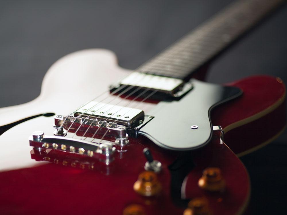 Yamaha 6-String Acoustic-Electric Guitar
