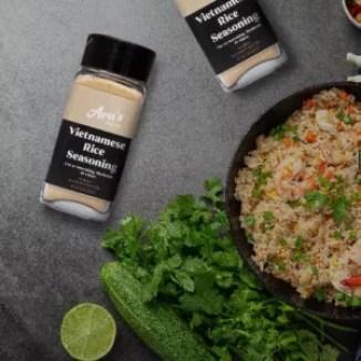 Aru foods Vietnamese rice and bbq