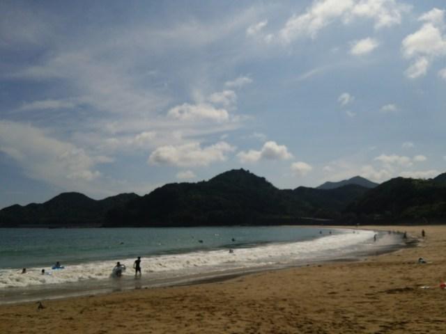 田井ノ浜海水浴場(徳島)