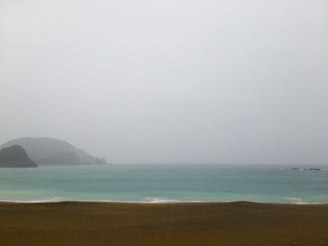 室戸阿南海岸国定公園 大浜海岸