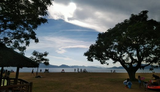 広島のおすすめ海水浴場「シーパーク大浜」入場料はかかるけどリゾート気分が味わえます
