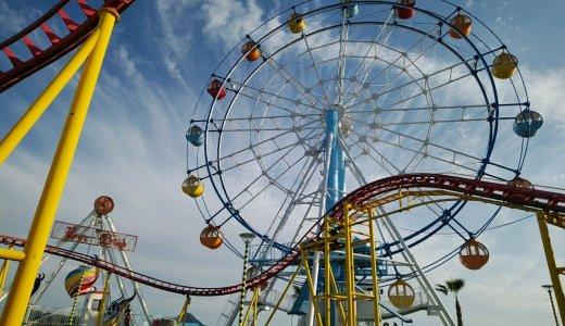 広島のミニ遊園地「マリーナサーカス」の魅力をガイド!マリーナホップのレトロスポット