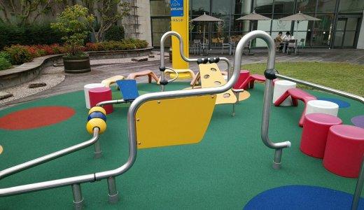 パセーラの「天空広場」は小雨でもOK!広島中心部で1番便利な遊び場