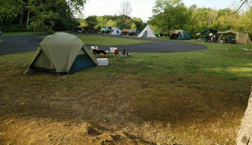 備北オートビレッジは親子初心者キャンプに最適!初めてでも楽しめたよ