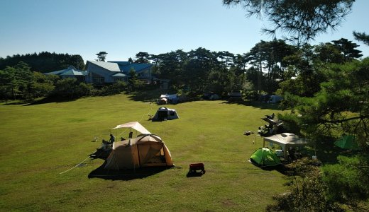 神石高原ティアガルテンのキャンプ場に泊まって人気の理由を見てきたよ!