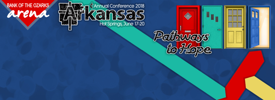 Get the latest news on Annual Conference 2018