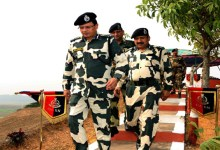 Photo of Addl DG BSF, Eastern Command Visited Barak Valley