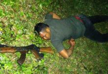 Photo of NDFB militant Killed in encounter