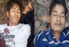 Photo of NDFB(s) militants killed in encounter