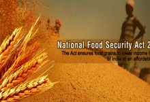 Photo of Mizoram will Implement Food Security Act 2013 from March 1st.