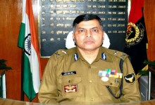 Photo of P K Dubey, New IG for BSF Meghalaya Ftr