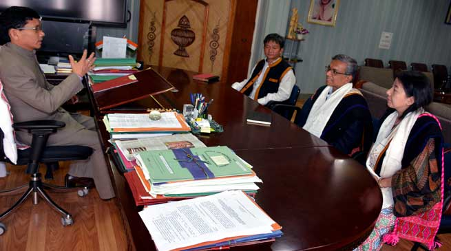 Close Friendship & Cooperation Between Bhutan and Arunachal needed: Pul