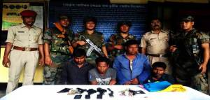 Army Busted NDFB(S) Camp, Killed Terrorist