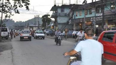Photo of Bandh Shows no impact in Itanagar, Pul Thanks the People