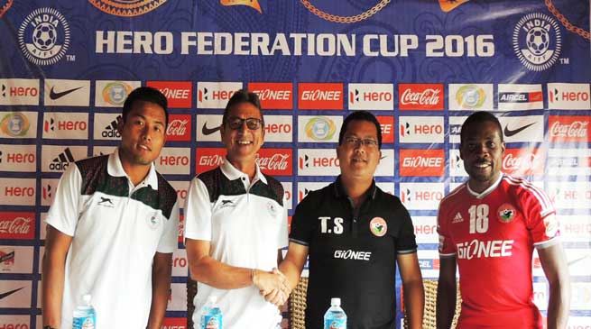 Federation Cup 2nd Leg Semi-finals Shillong Lajong FC vs Mohun Bagan