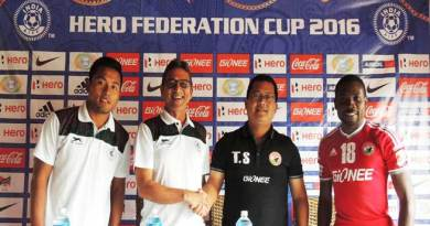 Federation Cup 2nd Leg Semi-finals Shillong Lajong FC vs Mohun Bagan