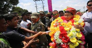 Chief Minister Kalikho Pul's maiden visit to Tezu
