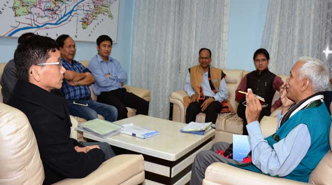 ALGs needs to be upgraded for civilian use in Arunachal- Pul