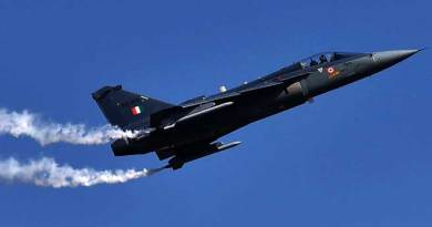 Air Chief Flew Indigenous Light Combat Aircraft Tejas