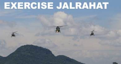 Exercise Jalrahat- National Level exercise for Flood Relief ends