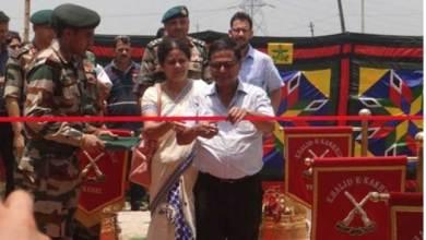 Army Honours Lt Capt Gautam Sarma by Building a Memorial